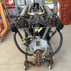 The Liberty L-12 V-12 was originally a World War I aircraft engine used in many bi-planes. Under war contract, the Liberty design was produced by Packard, Cadillac, Marmon, Buick, Lincoln, and Ford.