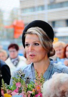 Koningin Máxima bij Landelijke Huurdersdag | ModekoninginMaxima.nl