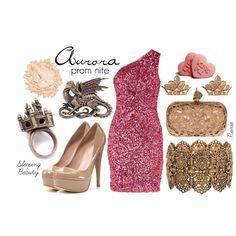 Aurora, created by allegra9 on Polyvore