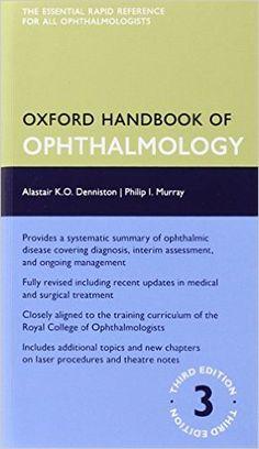 42 best ksiki images on pinterest medical medical students and oxford handbook of ophthalmology oxford medical handbooks fandeluxe Image collections