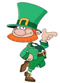 illustration of a funny Leprechaun St Patricks Day Jokes, St Patricks Day Pictures, Happy St Patricks Day, Leprechaun Pictures, St Patrick's Day Costumes, Cat Vector, Vector Art, St Patrick's Day Outfit, Cute Dinosaur