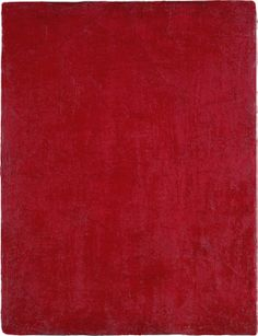 Yves Klein, Monochrome rose sans titre (MP 18), 1957, 39 x 30 cm.