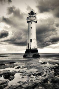 The lighthouse II by IvkoPivko Black and White Photography Dark Photography, Black And White Photography, Faro Tattoo, Nautical Tattoo Sleeve, Nautical Tattoos, American Indian Tattoos, Lighthouse Pictures, Realism Tattoo, Native American History