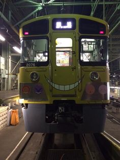 [ANIME] Assassination Classroom anime train is now running through Tokyo - http://www.afachan.asia/2015/04/anime-assassination-classroom-anime-train-now-running-tokyo/