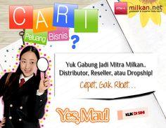 Banner Iklan Reseller Program Grosir Baju Rajut Murah di Bandung Milkan Knite http://www.milkan.net