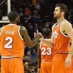 """Kyrie Irving, Kevin Love & A Distant LeBron James • """"Easy Money"""""""