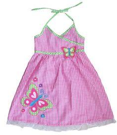 Sunny Fashion Baby Girls Dress Striped Halter Plaid Butterfly Sundress Size 4T Sunny Fashion http://www.amazon.com/dp/B00960U5V4/ref=cm_sw_r_pi_dp_UjGzub17AE375