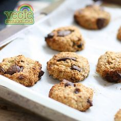 Banana Cookies..egg free, gluten free. Those stinking, overripe bananas are your new best friend
