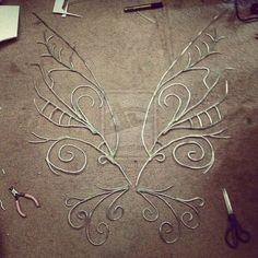 Estas asas que não há nenhuma maneira para crianças devem ser autorizados a jogar com | 24 DIY Fairy, Dragon, And Butterfly Wings For Kids
