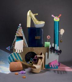 accessories still life - editorial
