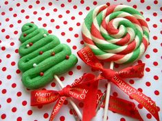 cute holiday cookies