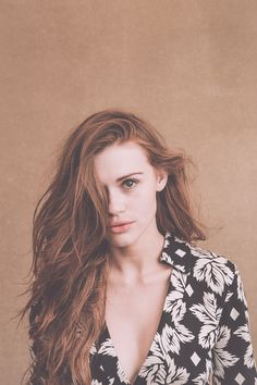 Holland Roden as Dominique Gabrielle Weasley