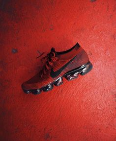 "Nike Air VaporMax ""Blood Clot"""