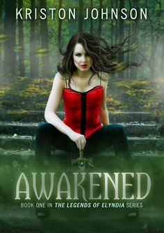 Awakened from Author Kriston Johnson cover by Regina Wamba of Mae I Design and Photography www.maeidesign.com for more book covers, graphic design and photography Book cover model: Julia Plan