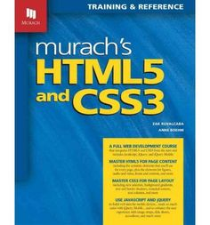 Introducing Murachs HTML5  CSS3 Paperback  Common. Great Product and follow us to get more updates!