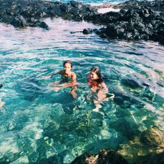 tiana-hannz:Tide pools – Oahu, Hawai'i