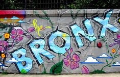 Une journée dans le Bronx – New York Crazy Girl The Bronx New York, Bronx Nyc, Greenwich Village, Graffiti Lettering, Graffiti Art, Manhattan, Brooklyn, Ville New York, Street Art News