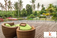 Bali villas offer super comfort, privacy, and tranquility. Each villa offers a unique experience and magnificent views Outdoor Furniture Sets, Outdoor Decor, Tropical Paradise, Villas, Oasis, Coastal, Luxury, Unique, Modern