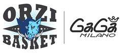 il logo dell'orzibasket di orzinuovi