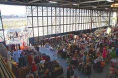Clothing, Food, By the Bay, Alameda Point Vintage Fashion Faire at Michaan's Auctions