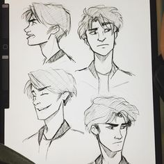 Expressions with Carswell Thorne...aka doodles as I sit in the airport hope everyone had an amazing Christmas!! ✨ #carswellthorne #art #sketches #thelunarchronicles