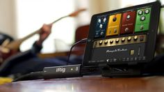 The new iRig HD interface designed for the Ipad by IK Multimedia, is confirmed to be ready to ship. Unlike the old iRig, IK claimes this interface completely eliminates all back ground white noise and cross talk with it's studio quality digital sound capabilities. iPhone, iPod touch, Mac's and iPads will be compatible with the new iRig. In comparison to the original going price of an iRig being around fourty dollars, the price tag of the new rig being $99 may put some fans of the old rig…