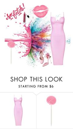 """""""pink"""" by perfex ❤ liked on Polyvore featuring Givenchy"""