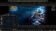 Windows 7 Themes: World of Warcraft by TheBull