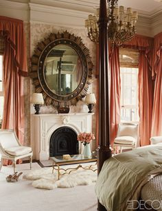 bedroom fit for a princess