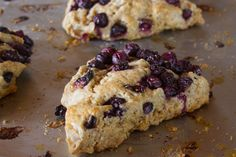Blueberry Sourdough Scones! I can't wait to make these now that I know how to make bread!! Audra - you are so amazing :)