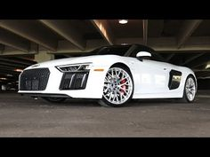 2017 Audi R8 V10 Spyder Review! | The Perfect Convertible Supercar? - WATCH VIDEO HERE -> http://bestcar.solutions/2017-audi-r8-v10-spyder-review-the-perfect-convertible-supercar     Instagram: @ eddiex616 The Audi R8 has always been one of the best supermarkets, and now the refreshing version approaches perfection. In addition to having a massive blind spot, I could not find a single subject to complain. Would you take this as your supercar convertible? If you are in...