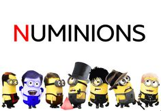 Numinions by Mikstyx