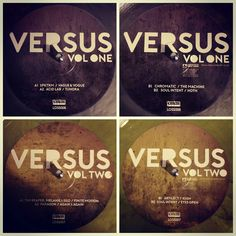 #nowspinning Versus Volume One / Versus Volume Two - Various. Lossless Music: LOSS006 & LOSS007 (2016). @soulintentdnb bringing the goods with both these releases. Shaping up to be a wicked series featuring tracks from Spktrm Acid_Lab Chromatic the mighty Tim Reaper Melanie Silo Paragon Artilect and from the man himself Soul Intent. All tracks come under the label of d&b but they explore different sub-genres. To date they are limited releases on grey/black and yellow/black vinyl. Big ups…