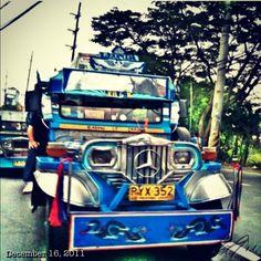 みんなの足 #jeepney #philippines