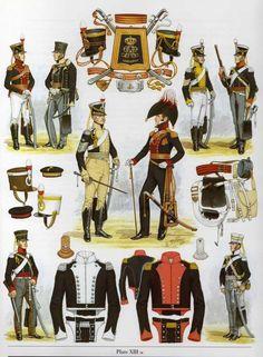 British Cavalry 1815