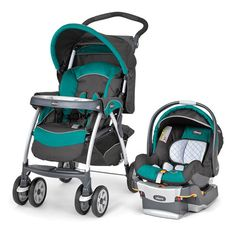 Save time and money when you purchase your stroller, car seat, and base as part of a travel system.