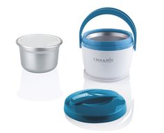 Crock-Pot® Lunch Crock Food Warmer. Shut the front door! Crock Pot to take to lunch! Need this! $20