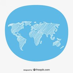 World map simple vector infographics map design and layout site gumiabroncs Image collections