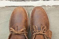 Desert Boot Leather