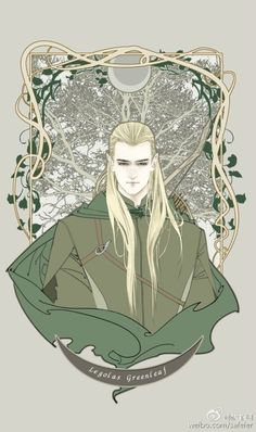 Legolas by 萨菲珥