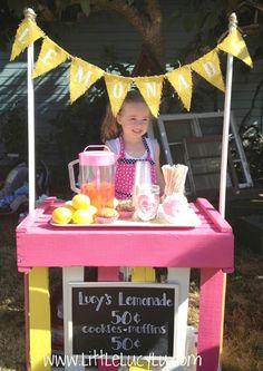 lemonade     Little Lucy Lu