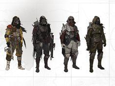 destiny personagens - Pesquisa Google