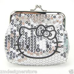 Hello Kitty coin purse Hello Kitty Crafts 9d9af52baf594