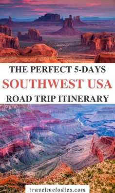 Planning the American Southwest roadtrip? Southwest USA road trip is one of the best road trips in the USA. Here's a itinerary to drive Southwest USA Southwest USA travel Road Trip With Kids, Family Road Trips, Family Vacations, Summer Road Trips, Family Travel, Utah Vacation, Romantic Vacations, Cruise Vacation, Disney Cruise
