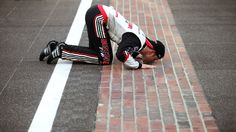 Brad Keselowski Kisses The Bricks With Nationwide Win At Indy