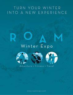 Contest! ROAM Winter Expo - Adventure, Fitness & Travel Exhibition