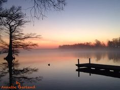 Sunrise Reelfoot Lake, TN