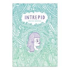 Intrepid  Jungle Girl Zine par kriski sur Etsy