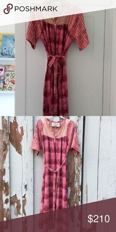 Ace and Jig Bronte Dress Gorgeous Ace and Jig Bronte Dress! Excellent used  conditions. 551e286bc829