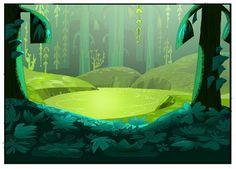 Craig Simmons - animation art direction, development and design